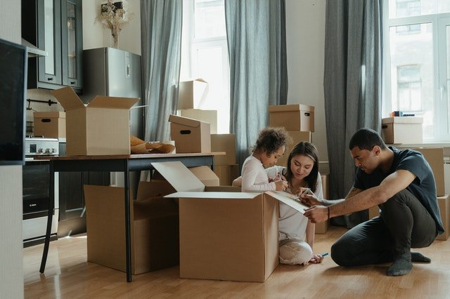 things to do when moving