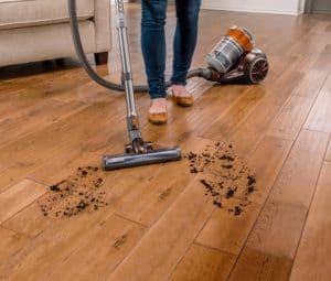 best wood floor vacuum