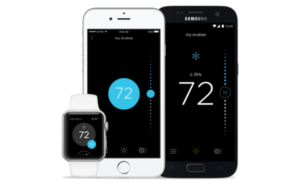 ecobee apple watch