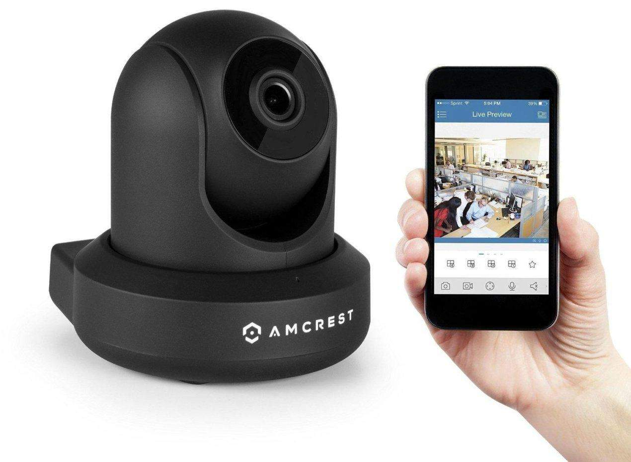 Amcrest IP2M-841 ProHD WiFi IP Security Camera