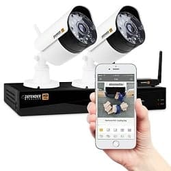 Defender Wireless Security Camera