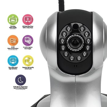 Vimtag VT-361 Super HD WiFi