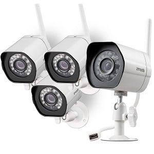 Zmodo Smart Wireless Security Cameras