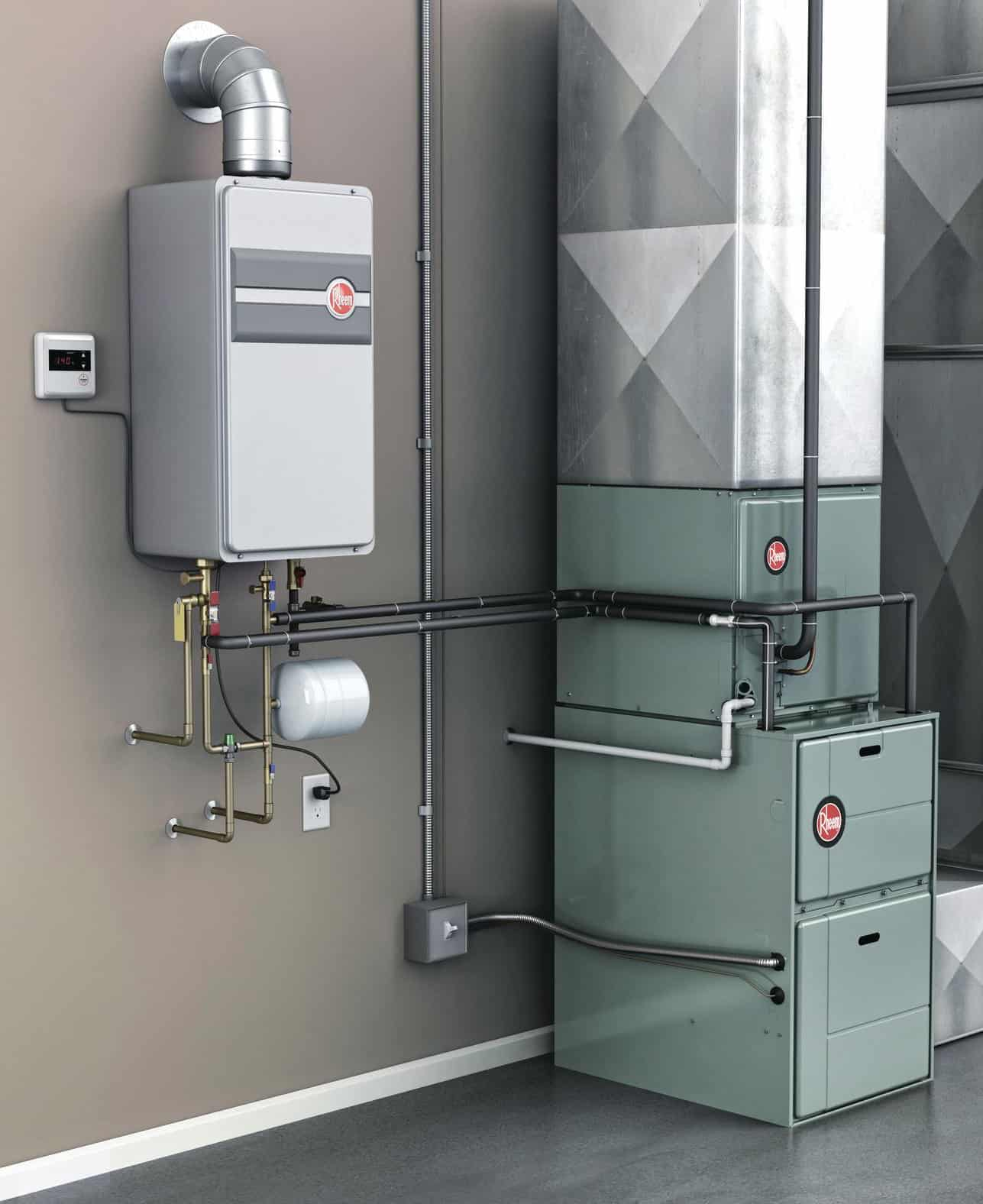 rheem water heater review
