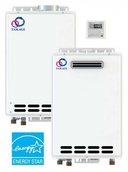 takagi outdoor tankless hot water heater