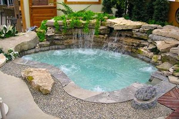 Inground Hot Tub Ideas Tubs 6 In Ground Spa Design